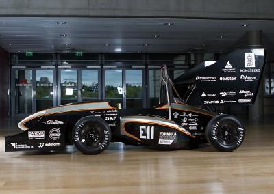 NTNU Revolve 2014 Formula Student